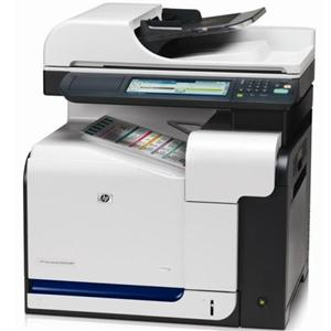 HP Color LaserJet CM3530fs MFP Multifunctionale laser color